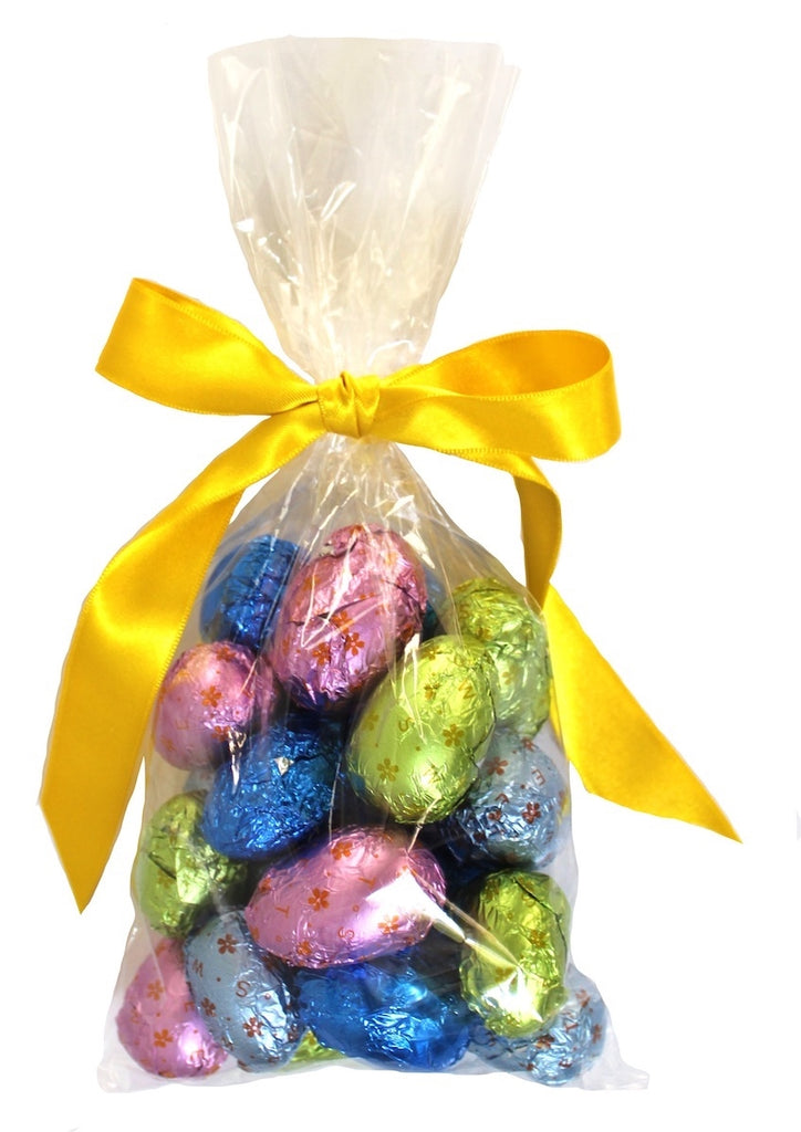Easter Eggs in a Pouch