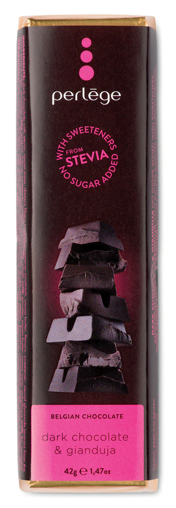 Dark Chocolate & Gianduja- 42g