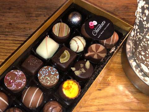 Valentines 18 Chocolate Collection