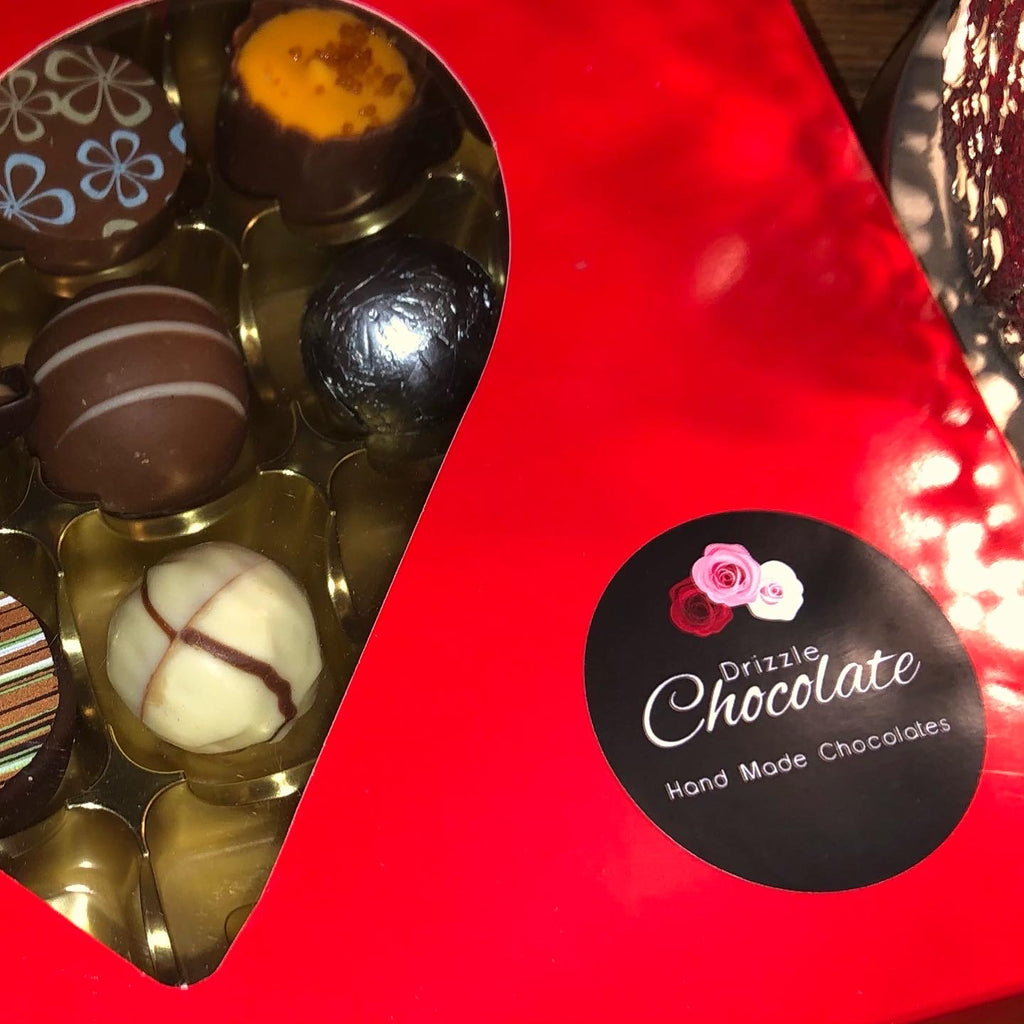 Valentines 24 Chocolate Box