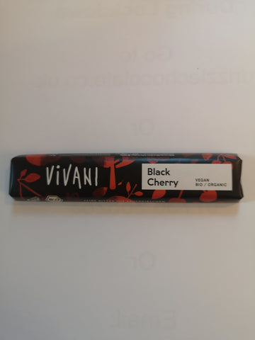 Vegan Bar - Black Cherry