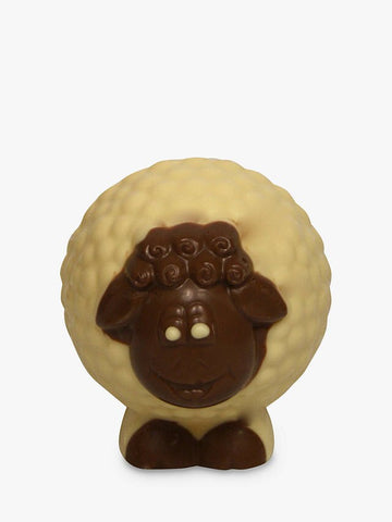 White Chocolate Baa' naby Sheep