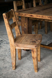 Primitive Table Dining Set