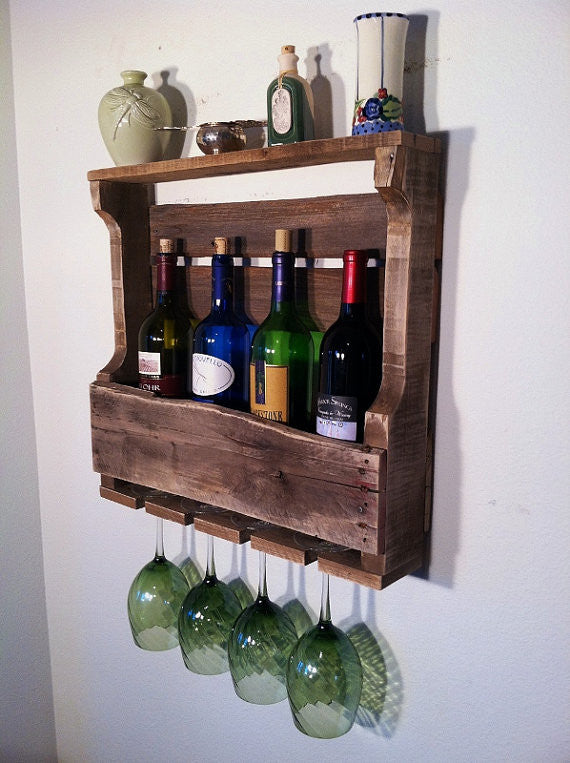 bottle racks stand wine single small wood rack index