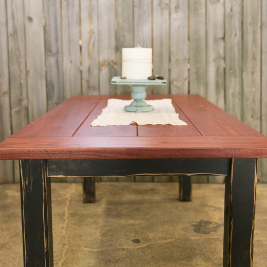 Classic Farmhouse Table
