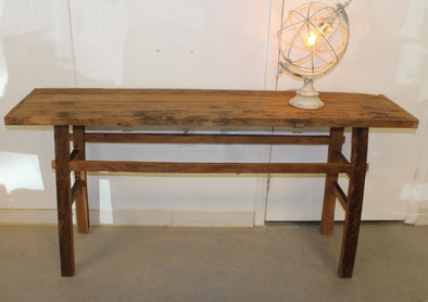 European Old World Console Table