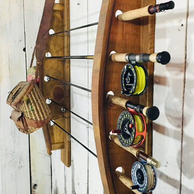 Great Lakes Fly Fishing Rack