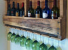 The Great Lakes Wine Rack / FREE SHIPPING