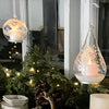Luminary Glass Ornament