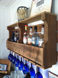 Grand Traverse Extra Wide Liquor Rack/FREE SHIPPING