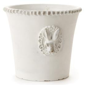 Ceramic Rabbit Cachepot