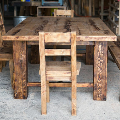 Rustic Primitive Table