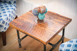 Elaine M. Custom Reclaimed Wood Night Stand