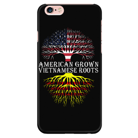 American Grown - Vietnamese Roots - Phone Cases