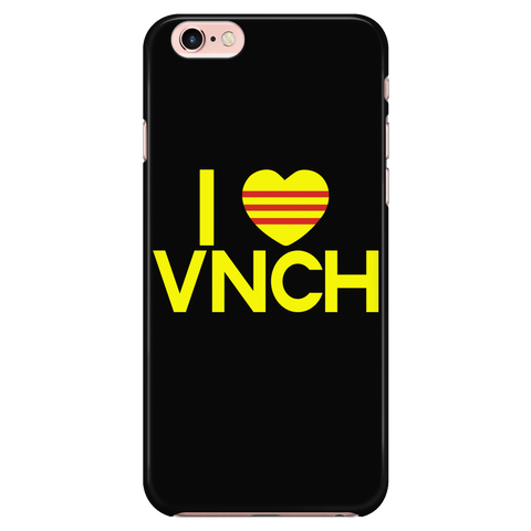 I Love VNCH - Phone Cases