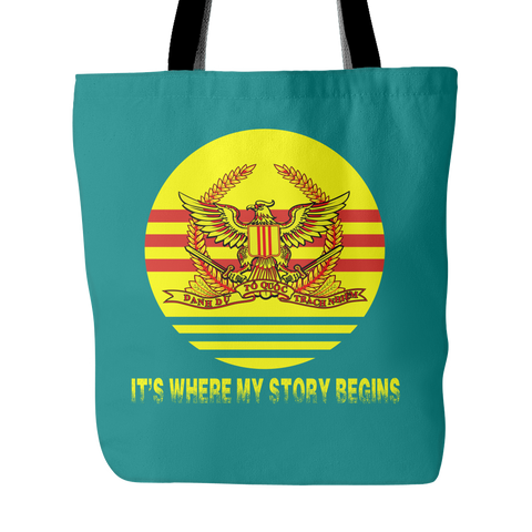 It's Where My Story Begins - ToteBag