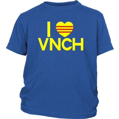 I Love VNCH - Youth Shirt