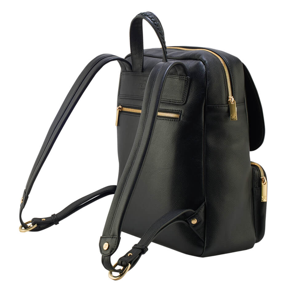 The Finikia Backpack in Black Color