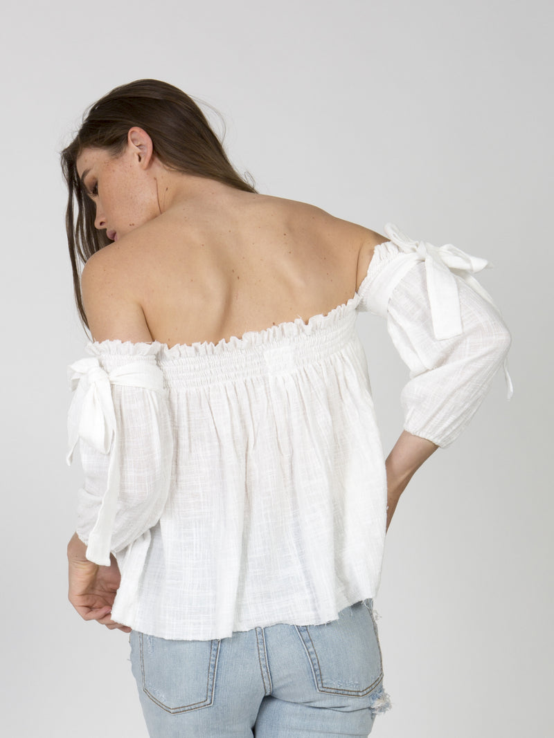 Rio Off Shoulder Top
