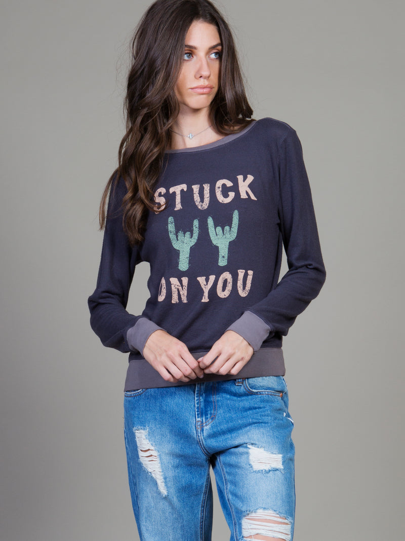 Mate The Label - The Gigi Jumper - Stuck On You