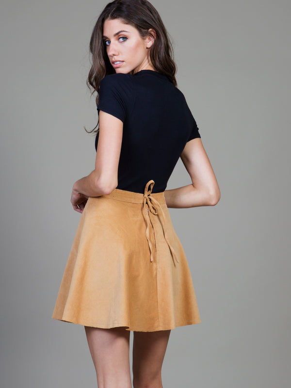Annie Mini Skirt by Rue Stiic