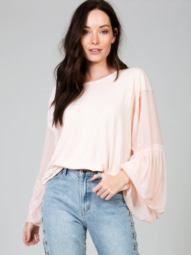 My Muse Tee Free People