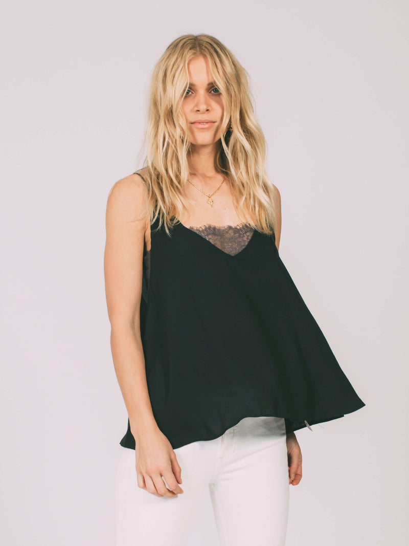 Deep V Bandeau Cami Free People