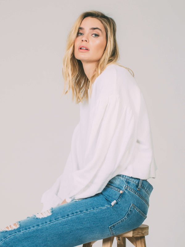 Sleeves like These Pullover Free People