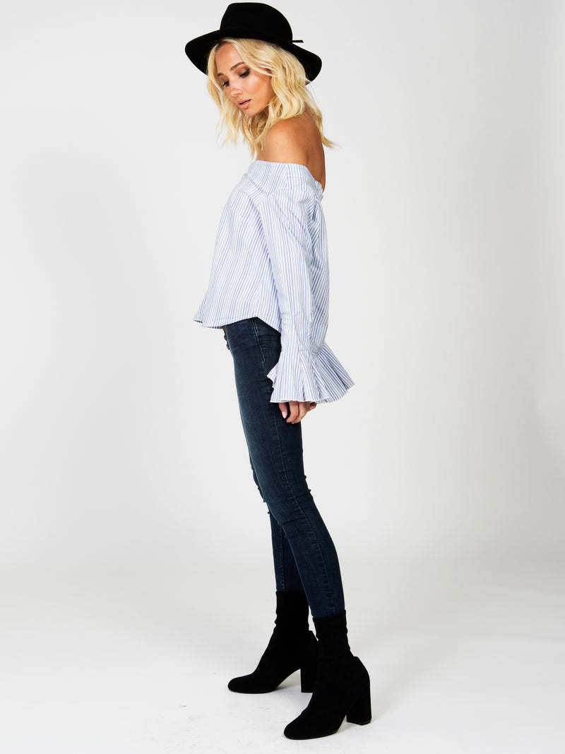 March To The Beat Top by Free People