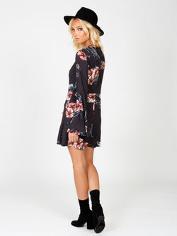 Homecoming Floral Dress by Somedays Lovin