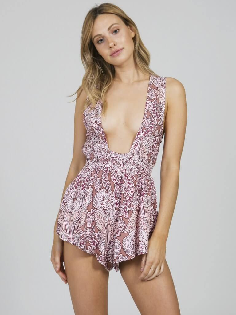 Tupana Playsuit