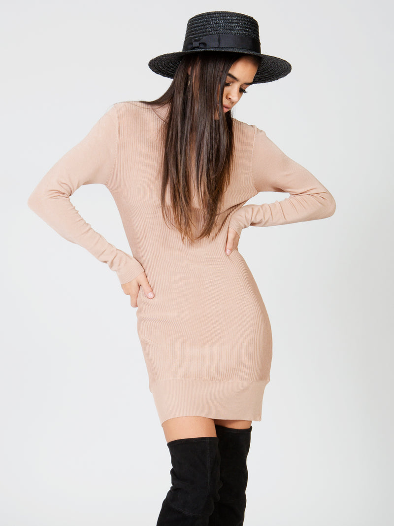 Ripple Jumper Dress