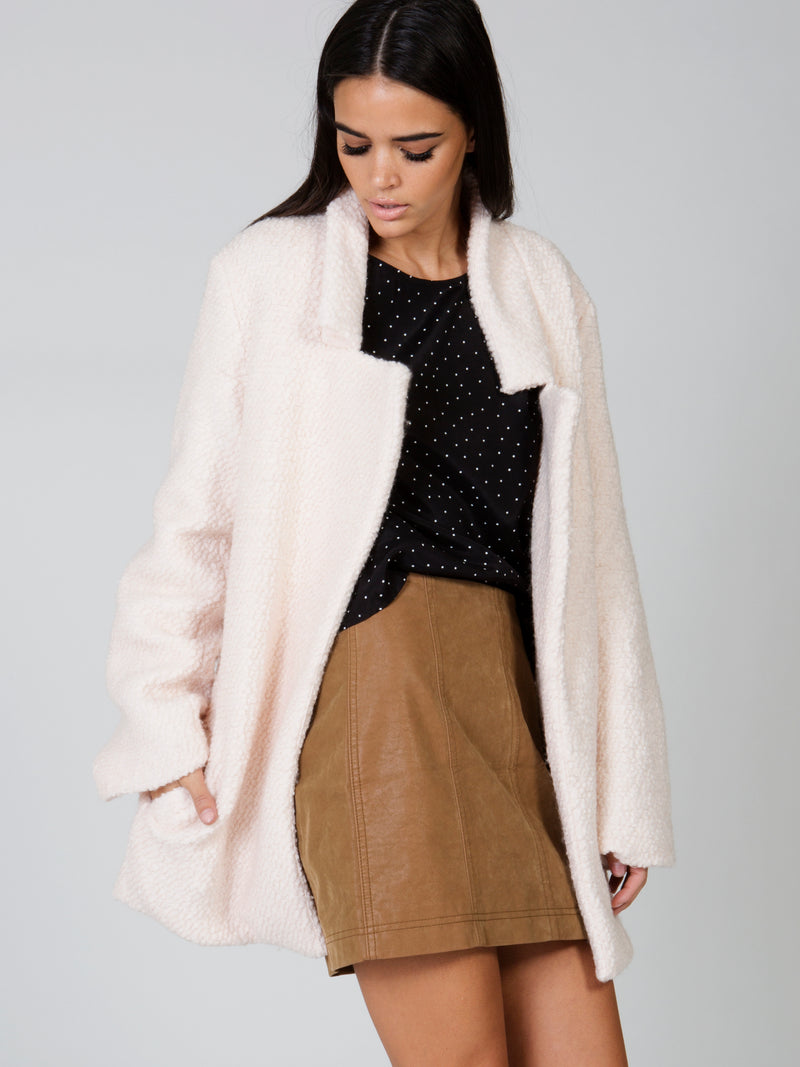 Insightful Wool Coat