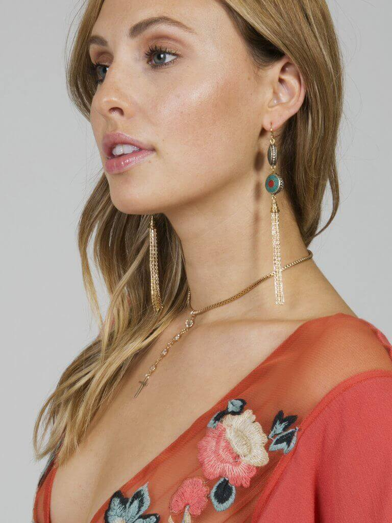 The Paulene Earrings