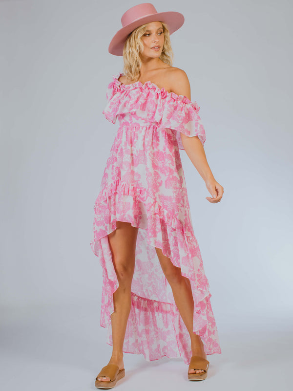 Alexia Dress Loveshack Fancy