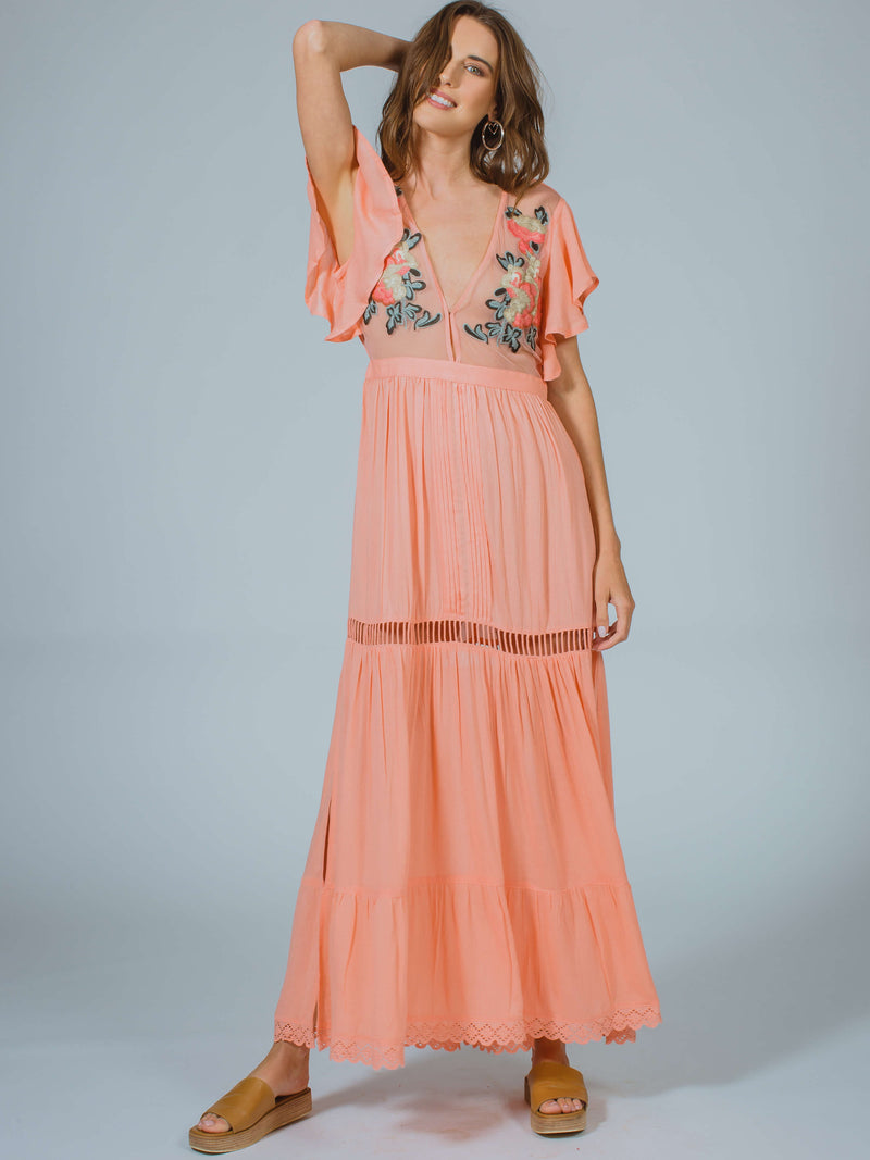 Amery Maxi Dress Cleobella