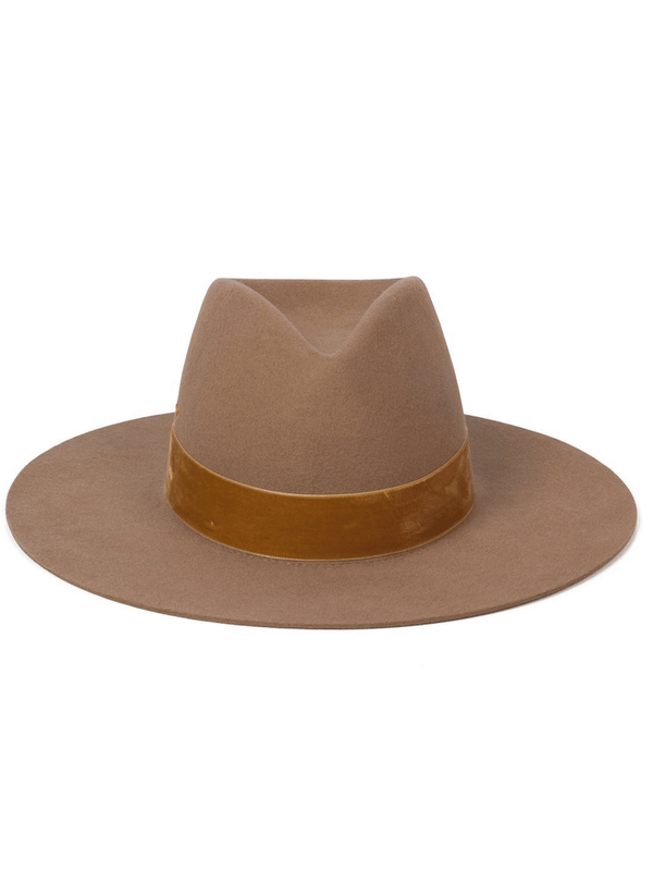 Benson Tri Brown Hat