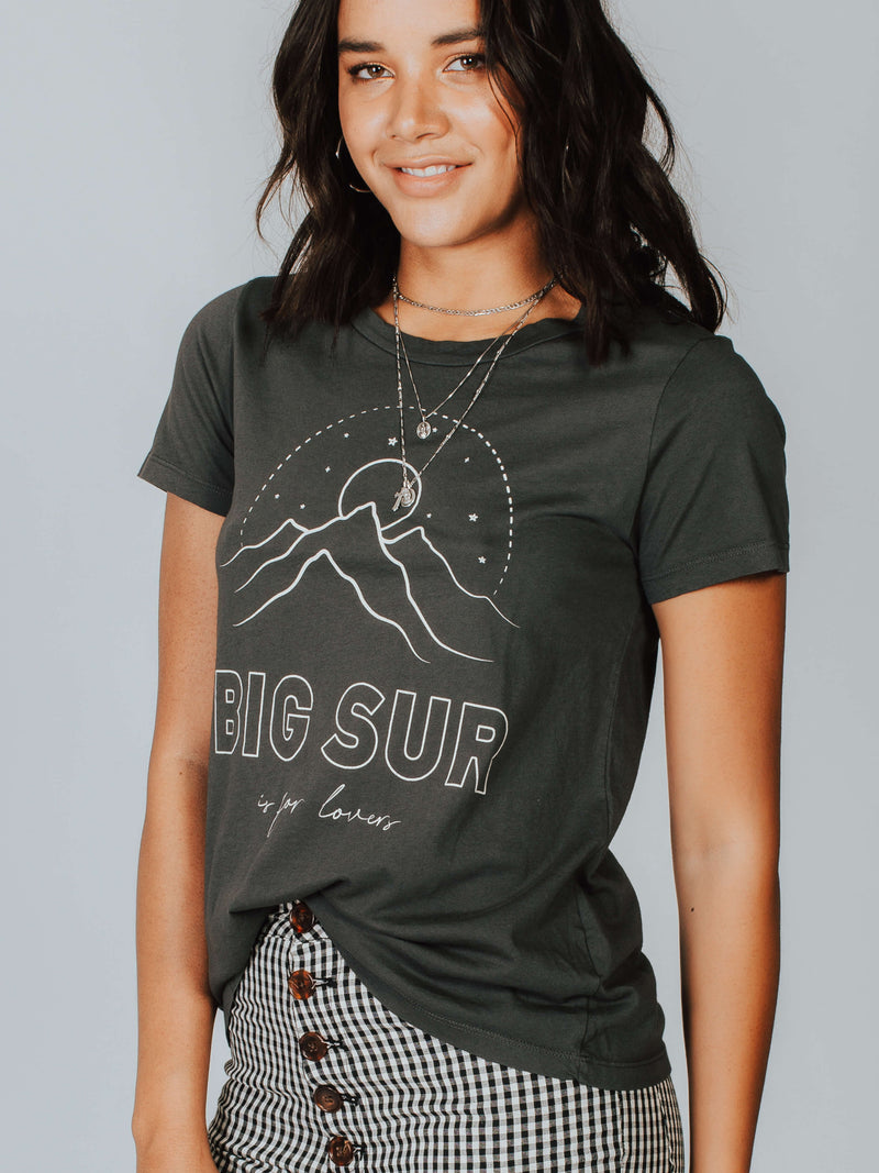 Big Sur Tee Mate The Label