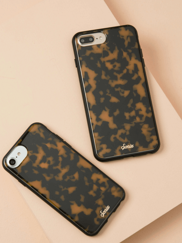 Brown Tortoise Iphone Case