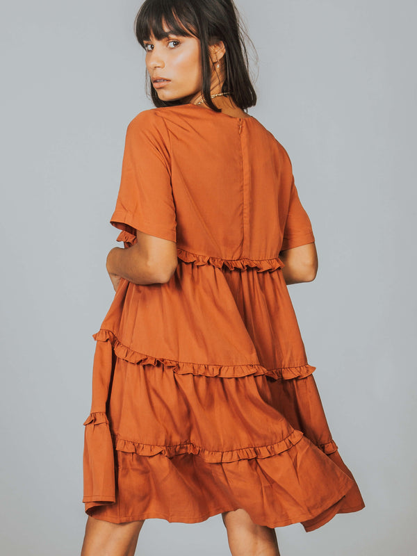 The Bruna Dress Sancia