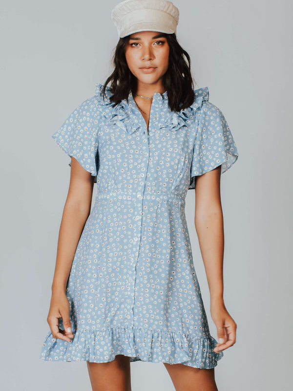 Caroline Mini Dress Rue Stiic