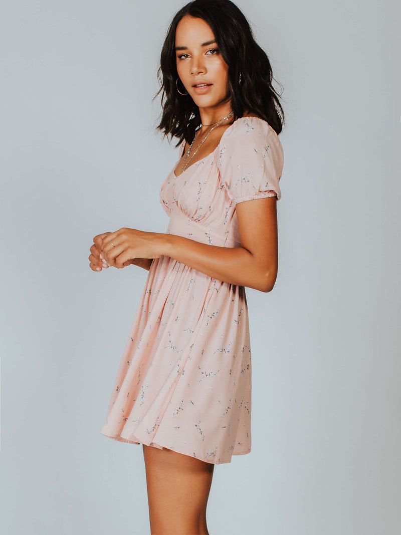 Clementine Bonne Mini Dress Auguste The Label