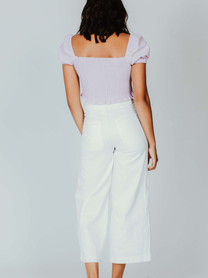 Colette Wide Leg Pant Free People