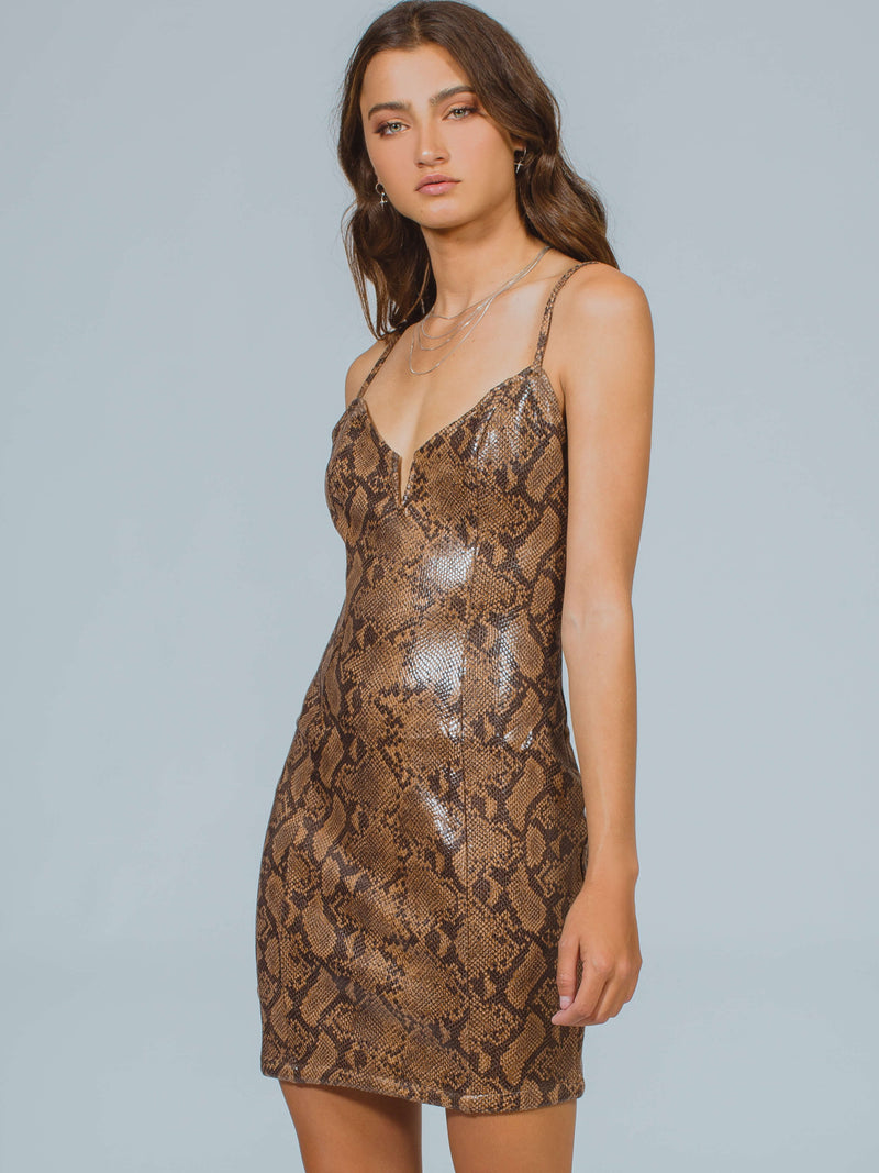 Come Slither Dress