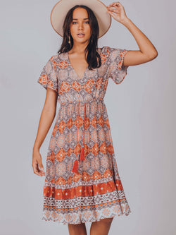 Days in Marrakesh Midi Dress MINKPINK
