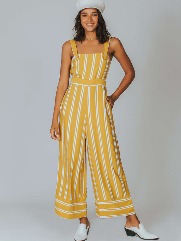 Dominique Jumpsuit Sancia