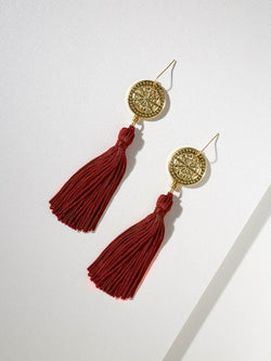 Aliza Tassel Earrings