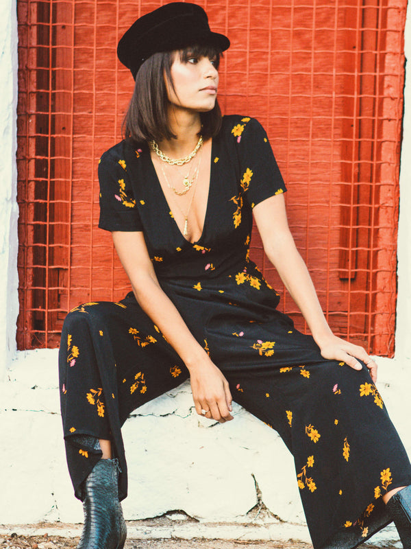 Golden Hour Jumpsuit MINKPINK