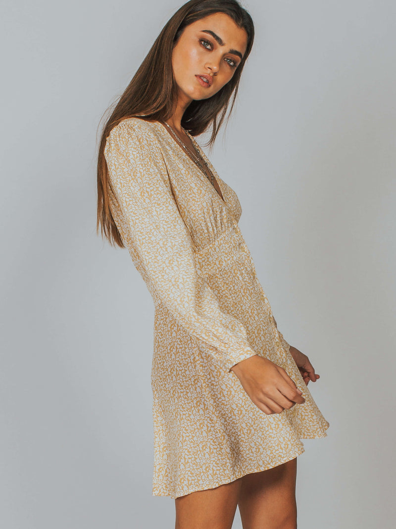 Hutton Dress Rue Stiic