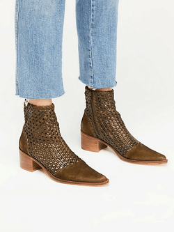 In the Loop Woven Boot Musk Free People Style OB793111